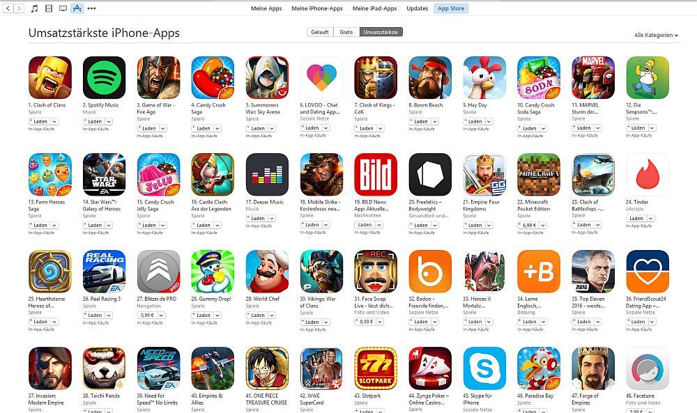 Wo sind die Verbraucherrechte in den App Stores? Regulierung wird nötig