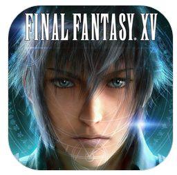 Final Fantasy XV App-Icon